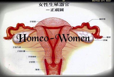 顺势疗法的女性